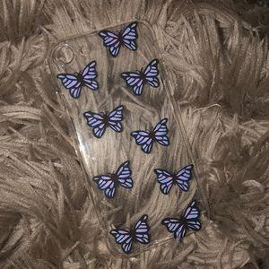 iPhone 7/8 Butterfly Case